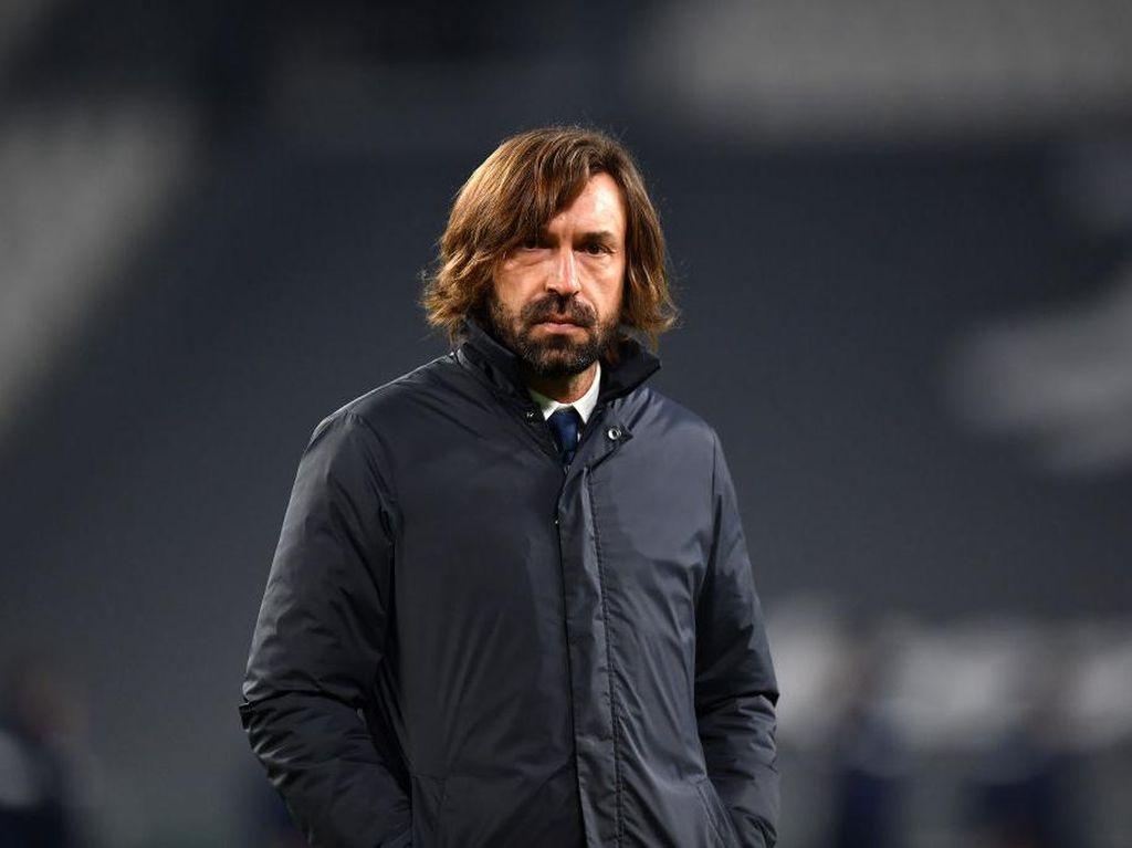 Mancini Maklumi Pirlo yang Masih Kesulitan di Juventus