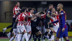 Bilbao Juara di Atas Penderitaan Barcelona