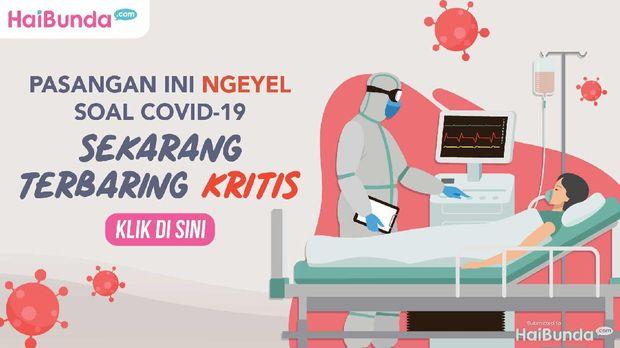 Banner Pasangan Parah Oleh Ngeyel Covid-19