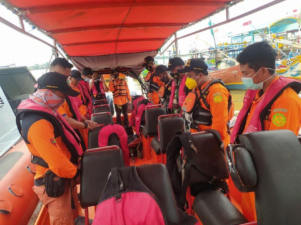 Masih Nihil, Pencarian 12 ABK yang Hilang di Jepara Diperluas