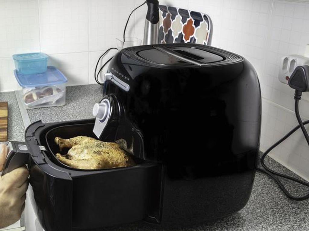 Benarkah Masak dengan Air Fryer Lebih Sehat?