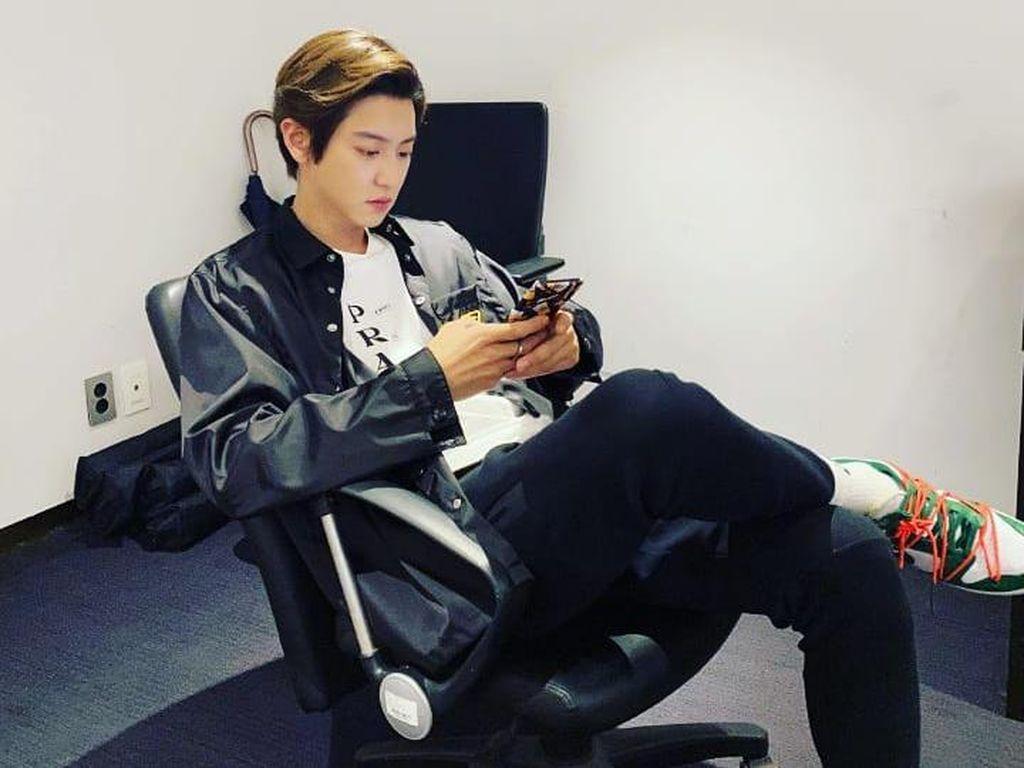 Kemunculan Chanyeol Bareng Member EXO yang Bikin EXO-L Menggila
