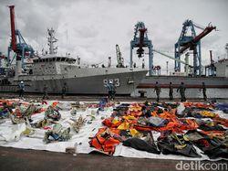 Pencarian CVR Sriwijaya Air SJ182 Dilanjutkan, TNI AL Kerahkan 34 Penyelam