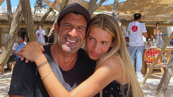 Daniela Figo, Luis Figo
