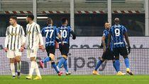 Dua Gol Inter yang Benamkan Juventus