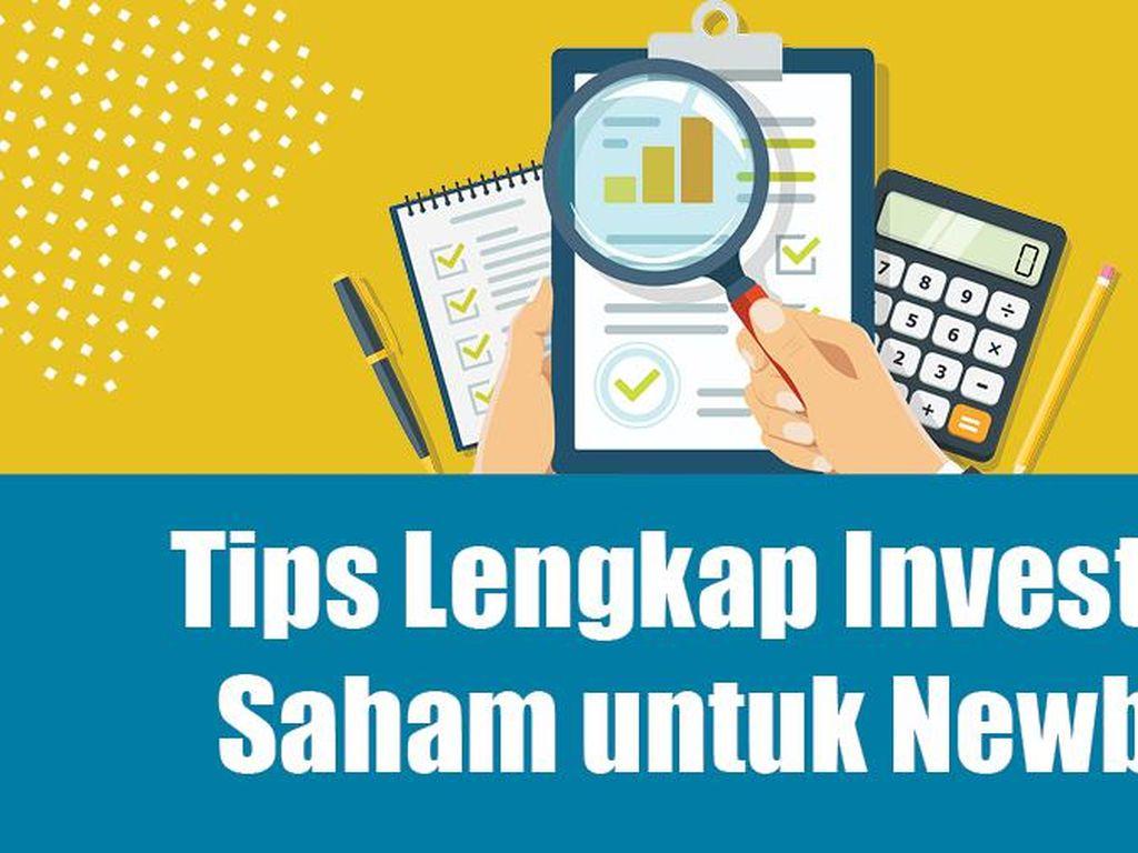 Tips Lengkap Investasi Saham untuk Newbie
