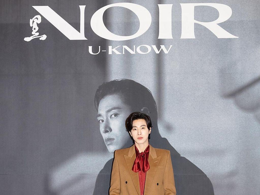 U-Know TVXQ Bicara soal Konsep Cinematic Album Comeback Noir