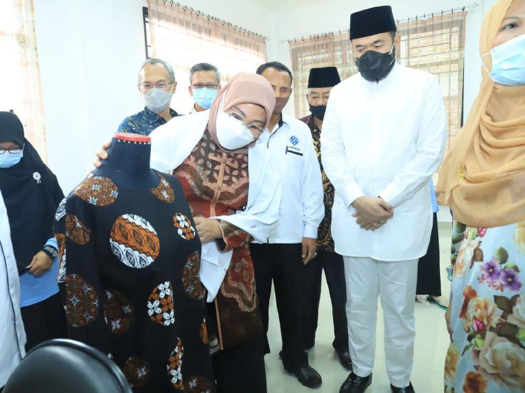 Kemnaker Dorong Potensi Santri di Padang Panjang Lewat BLK Komunitas