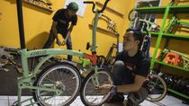 Mantul, Inovasi Kreuz Sepeda Kreasi Anak Bangsa