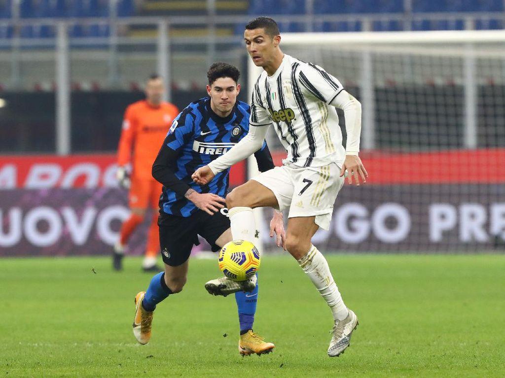 Bastoni Bahas Assist Kerennya Lawan Juventus