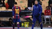 Koeman: Messi Tidak Normal