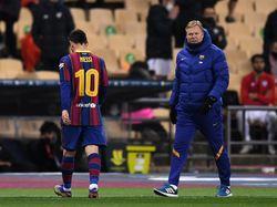 Koeman: Barcelona Mesti Tutup Buku dengan Messi