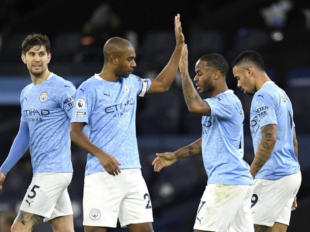 Premier League Sudah, Man City Kini Buru Liga Champions