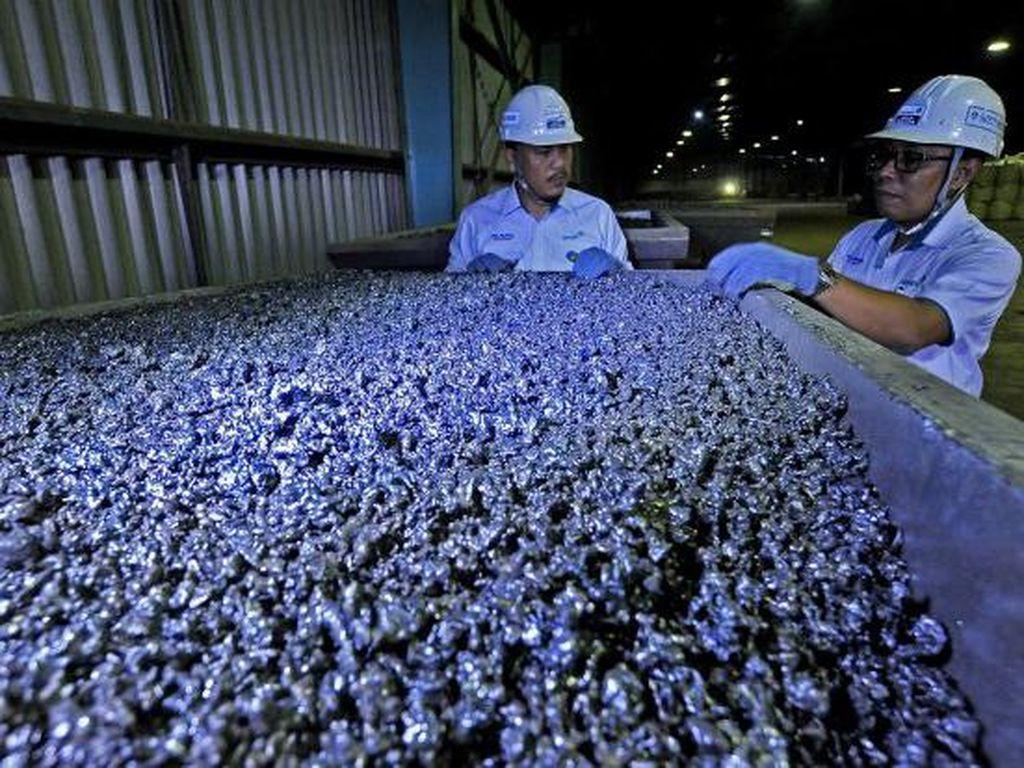 Pemerintah Mau Tingkatkan Nilai Tambah Mineral, Ini Caranya