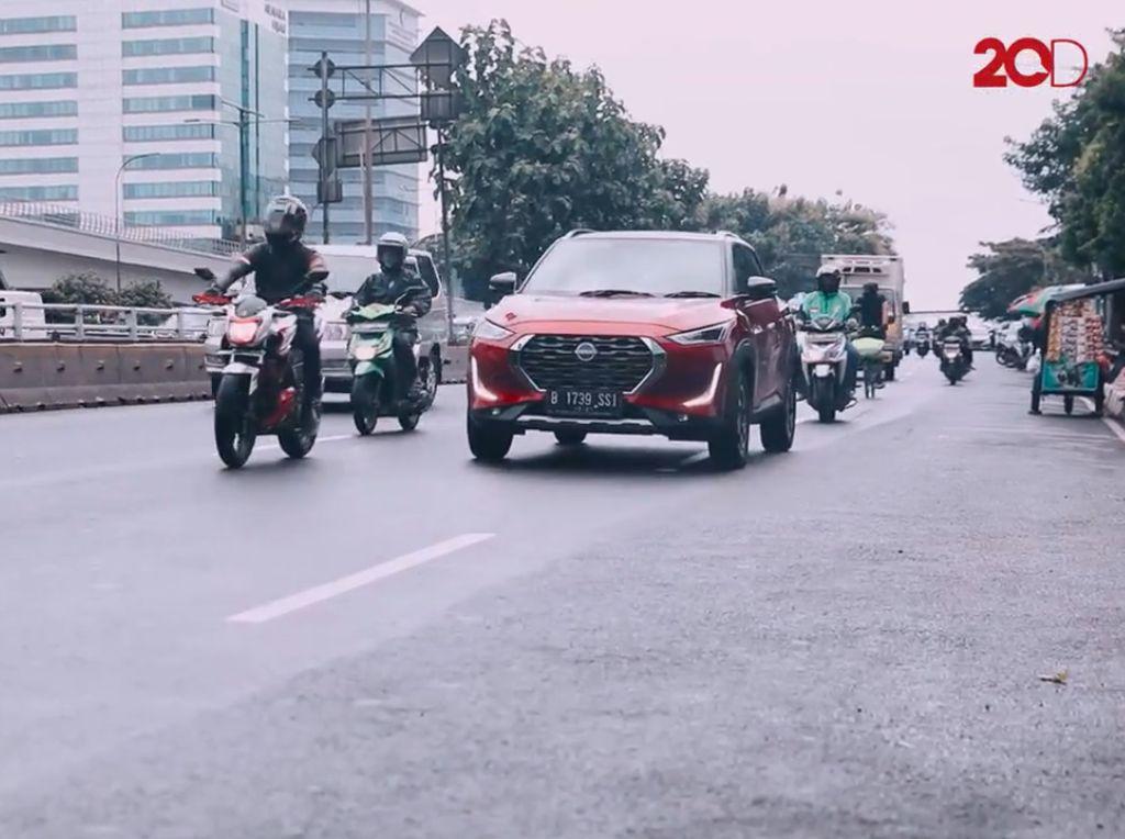 First Drive Nissan Magnite: Jadi Seperti Ini Sensasi Mesin 1.000 cc Turbo