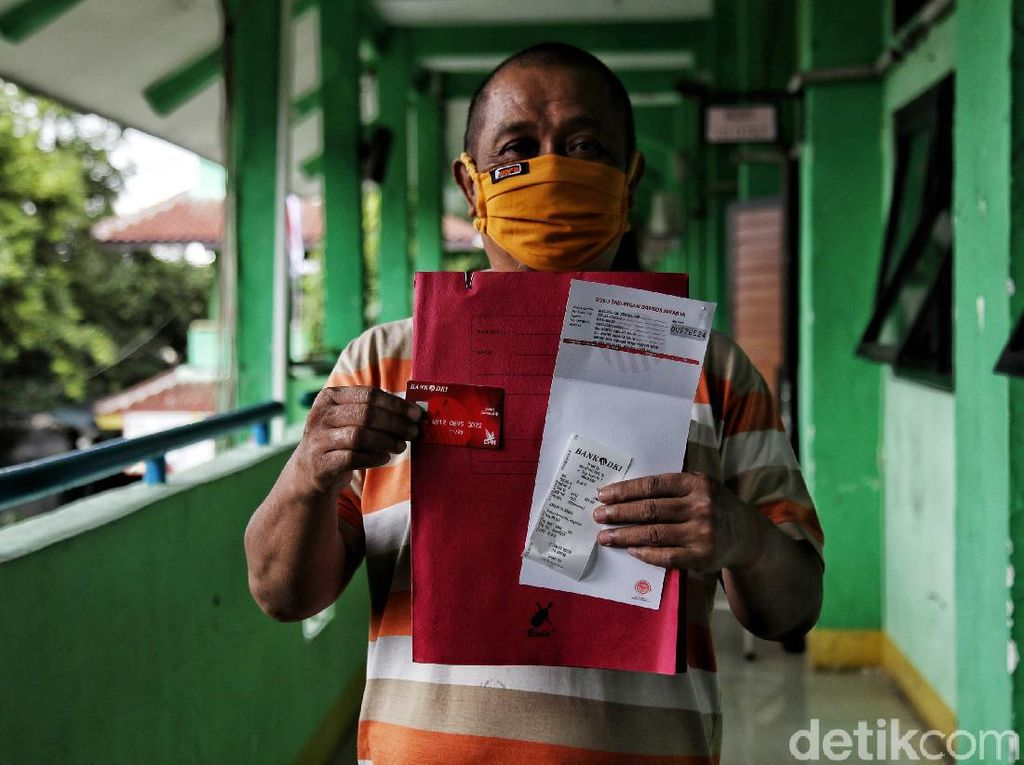 BST Terus Didistribusikan di DKI Jakarta