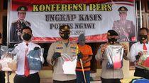 Seorang Satpam Sekolah di Ngawi Setubuhi Siswi Berkali-kali
