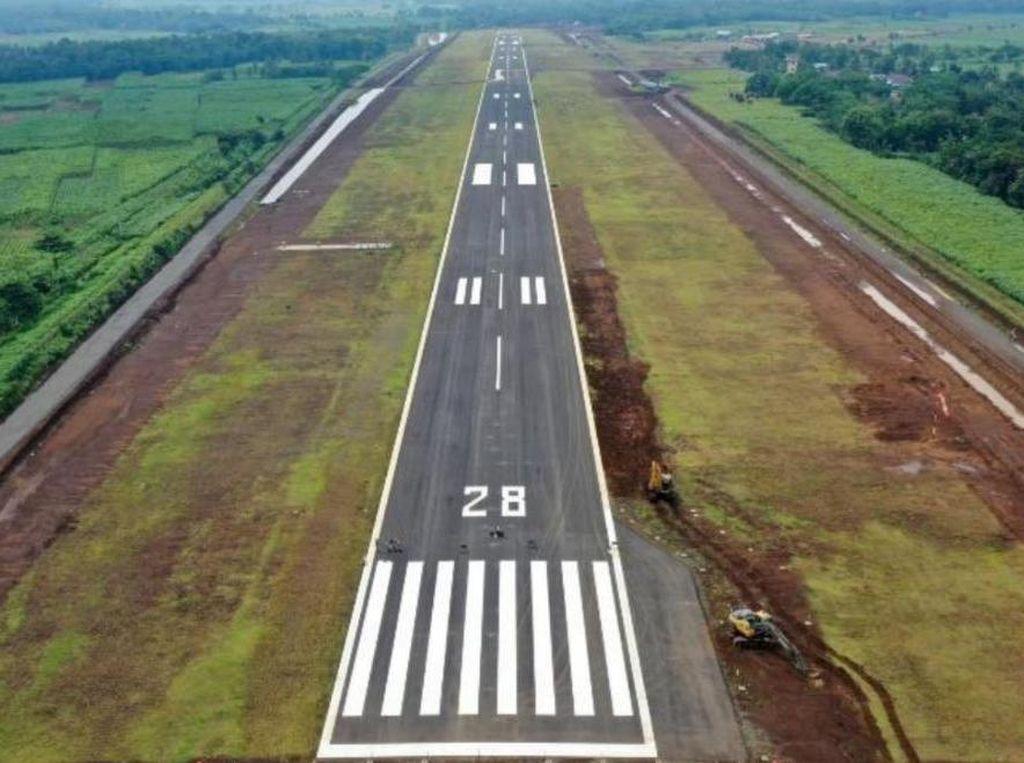 Bandara Jendral Besar Soedirman Siap Operasi