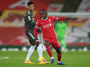 Liverpool Vs MU: Ketika Potensi Sadio Mane Bikin Gol Dikacaukan Wasit