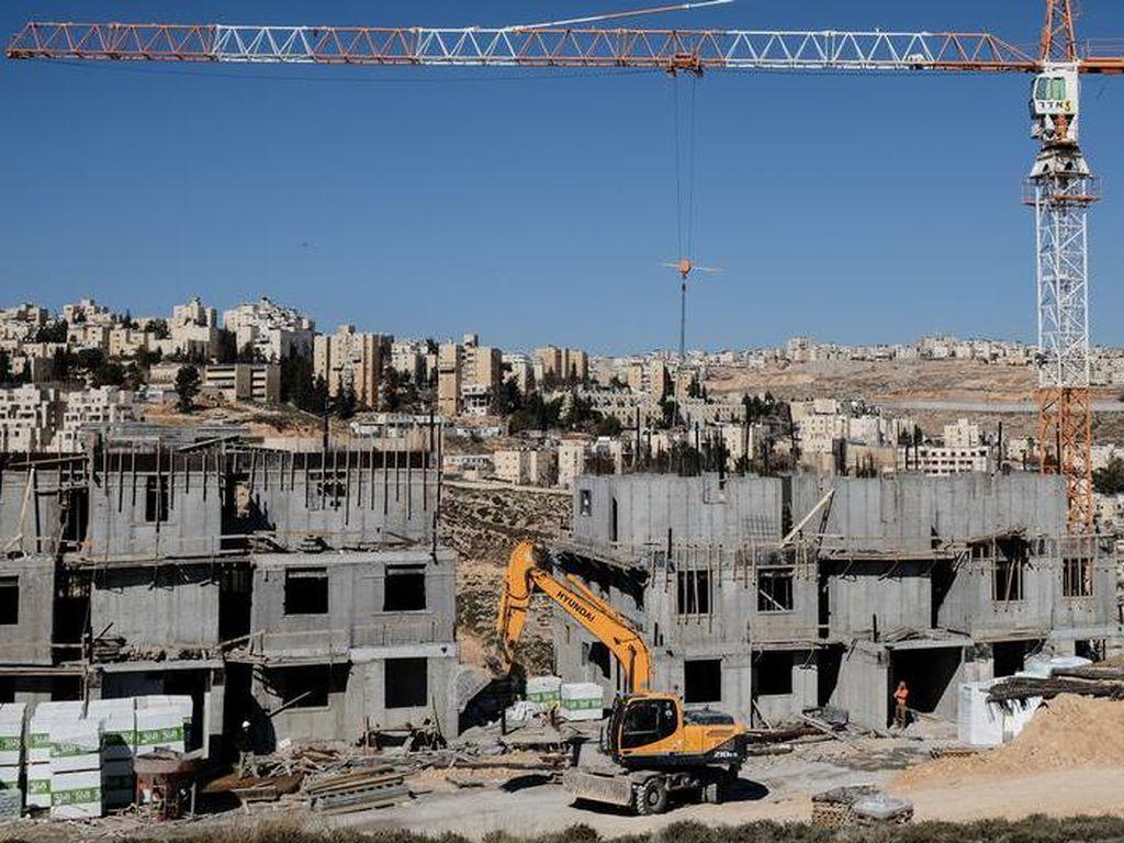 Sebelum Trump Lengser, Netanyahu Izinkan Pembangunan Baru di Tepi Barat