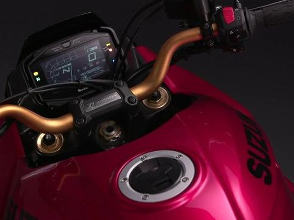 Bremm... Suzuki Rilis Motor Edisi Terbatas Cuma 100 Unit