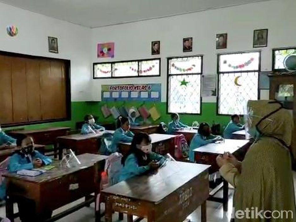 Uji Coba Sekolah Tatap Muka di Banyuwangi Dimulai dari Pinggiran