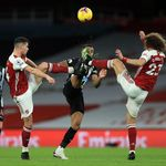 Arsenal Vs Newcastle Tanpa Gol di Babak I