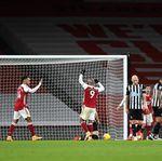 Mengamuk di Babak Kedua, Arsenal Pesta Gol Kontra Newcastle