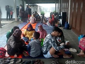 Banjir Bandang Terjang Gunung Mas Bogor, 1.800 Orang Terdampak