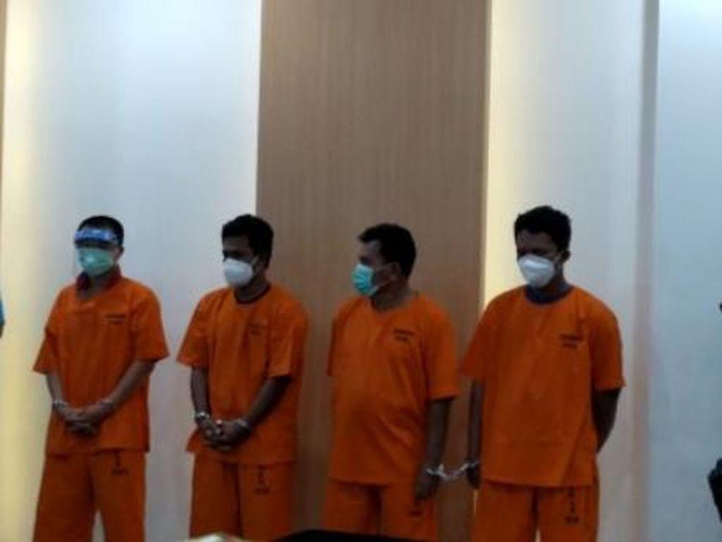 BNN Bongkar 2 Jaringan Narkoba Internasional, Sita 53 Kg Sabu