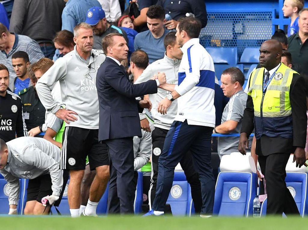 Leicester Vs Chelsea: Rodgers Cari Kemenangan Pertama atas The Blues
