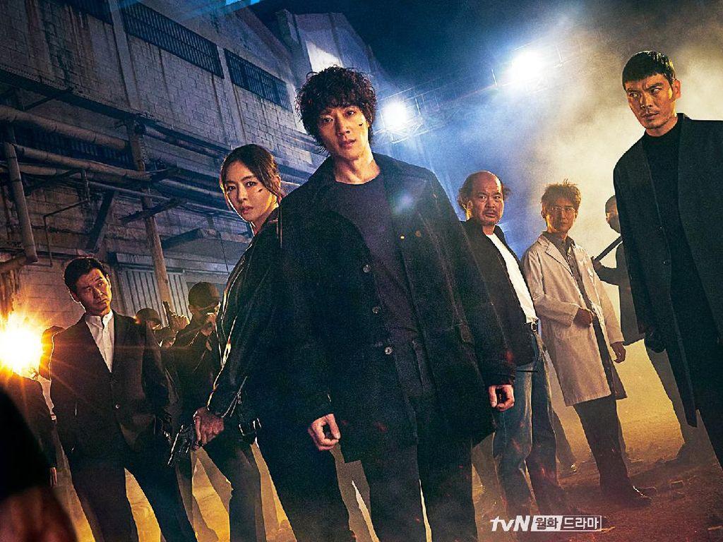 Profil 3 Pemain L.U.C.A.: The Beginning, Drama Korea Terbaru Rating Tinggi