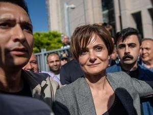Lawan-lawan Politik Erdogan Terancam Hukuman Penjara