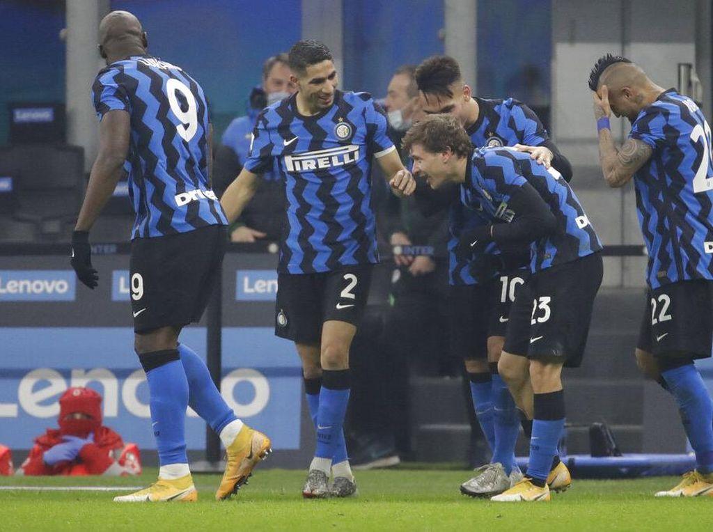 Coppa Italia Bukan Prioritas Inter Milan