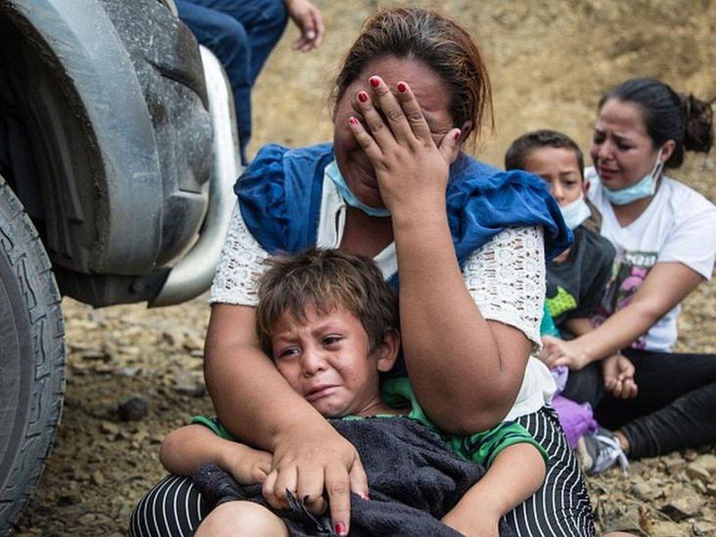 Peru Kerahkan Kendaraan Lapis Baja untuk Halau Imigran Gelap