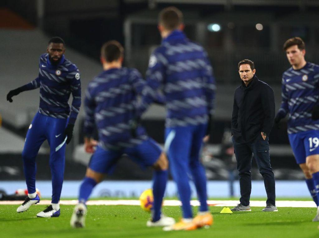 Frank Lampard Korban Ekspektasi Besar Chelsea