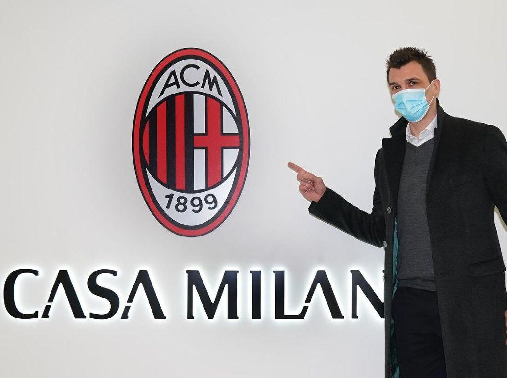 Ada Ibrahimovic dan Mandzukic, Milan Masih Jadi Tim Paling Muda