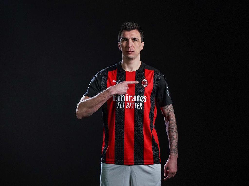 Janji Mario Mandzukic untuk AC Milan