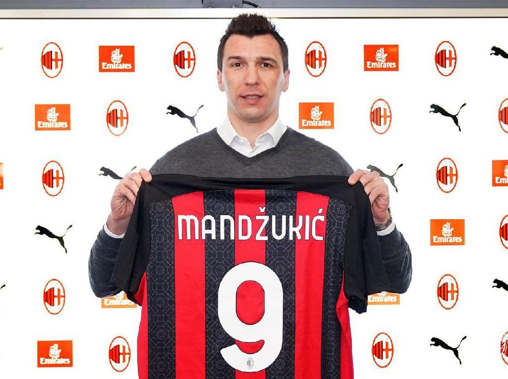 Bakal Main Bareng Ibrahimovic, Bagaimana Mandzukic?