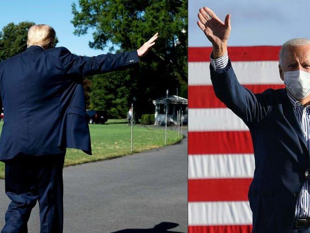 Jelang Pelantikan Biden, Begini Proses Peralihan Kekuasaan Gedung Putih