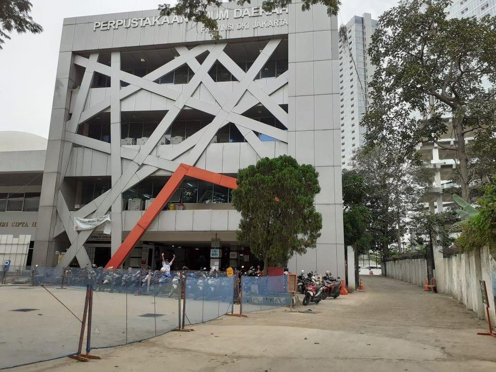Revitalisasi TIM Tahap II Segera Dimulai, Perpusda DKI-PDS HB Jassin Dipindah