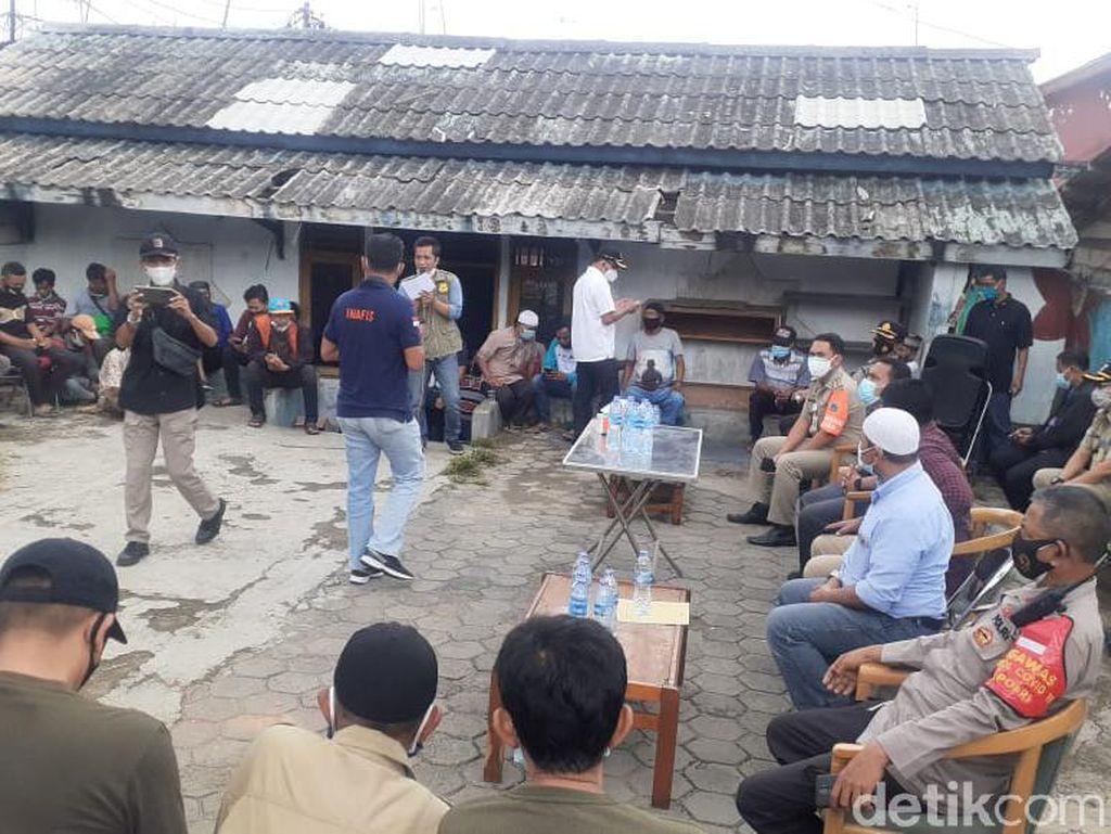 Atasi Tawuran di Manggarai, Warga dan Polres Jaksel Gelar Pertemuan