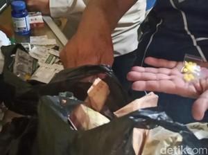 Polisi Gerebek Penjual Obat Terlarang Berkedok Kios Mainan di Cianjur