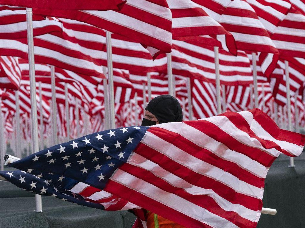 Pria Muslim Akan Jadi Hakim Federal AS, WHO Cek Teori Corona Bocor dari Lab
