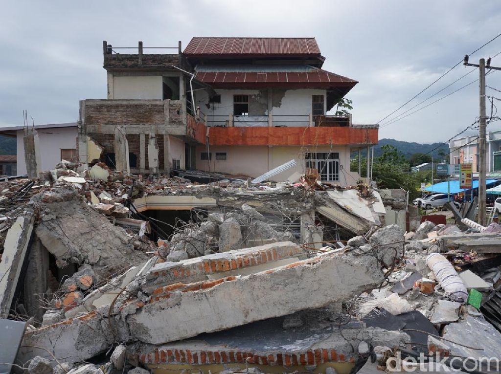 Korban Gempa Sulbar Dapat Bantuan Perbaikan Rumah hingga Rp 50 Juta