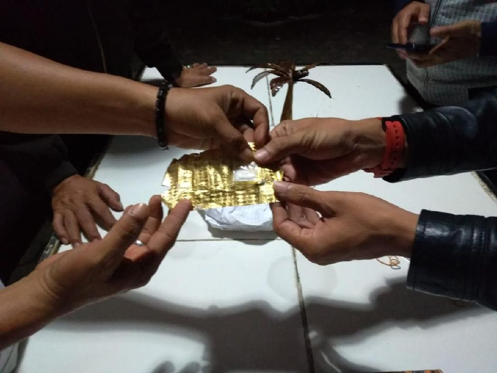 Lemparan Meleset ke Atap Seng, Paket Sabu Gagal Masuk ke Lapas di Aceh