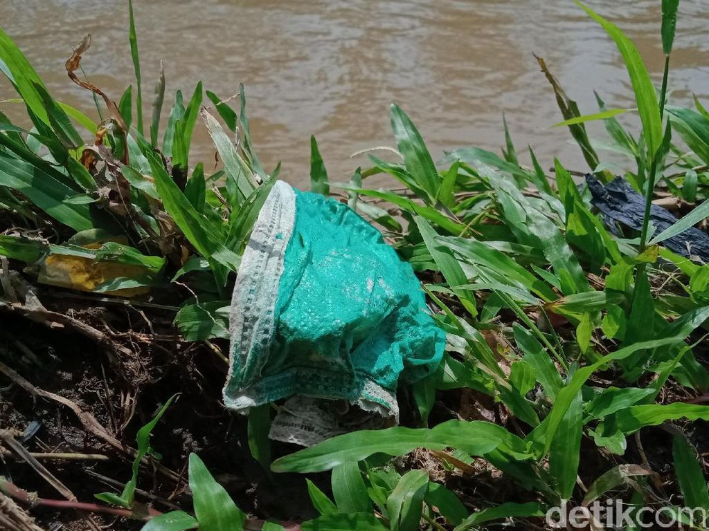 Pilah-pilih Sampah Medis Corona