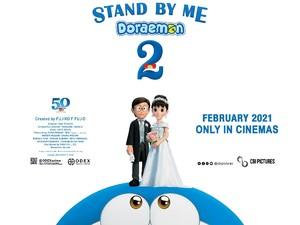 Sinopsis Stand By Me Doraemon 2 yang Tayang di Bioskop