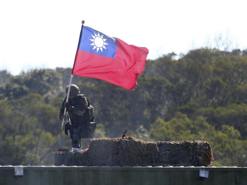 Manuver Taiwan Beli Rudal AS Agar Ancaman China Bisa Ditangkal