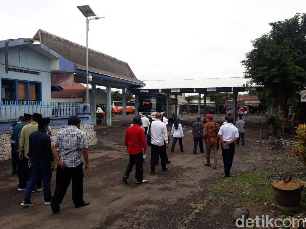 Terminal Brawijaya Banyuwangi akan Dibangun Sebagai Terminal Pariwisata
